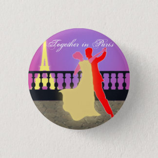 Together in Paris Pins