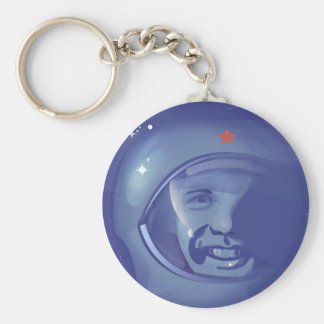 Together in the universe! key ring