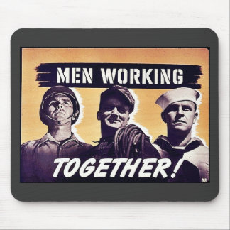 Together! Mousepad