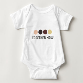 TOGETHER NOW BABY BODYSUIT