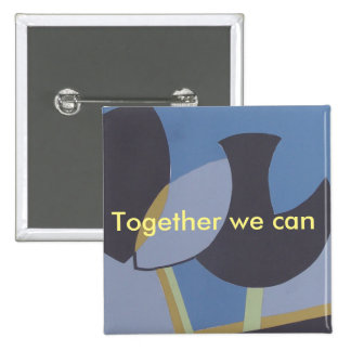 together we can button