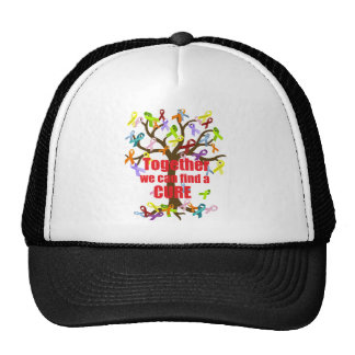 Together we can find a CURE Cap