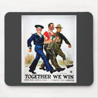 Together Wewin Mouse Pads