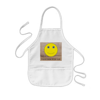 Together with you kids apron