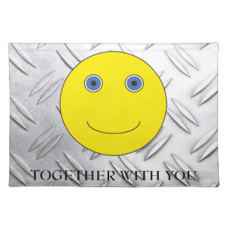 Together with you placemat
