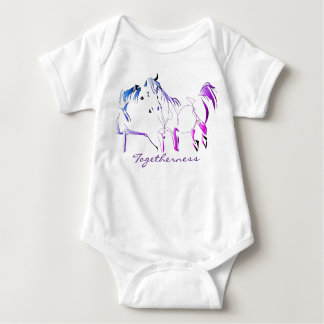 Togetherness Baby Bodysuit