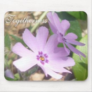 Togetherness spring mousepad