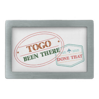 Togo Been There Done That Belt Buckles