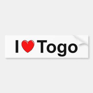 Togo Bumper Sticker