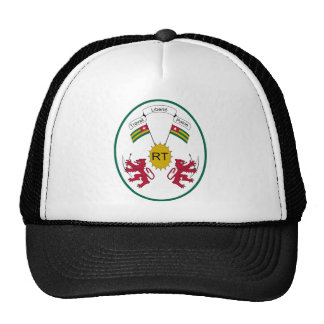 Togo Coat of Arms Hats