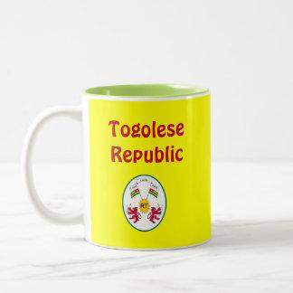 Togo Cofee Mug / Togo-Kaffee-Haferl
