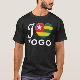 Togo Love W T-Shirt