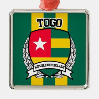 Togo Metal Ornament