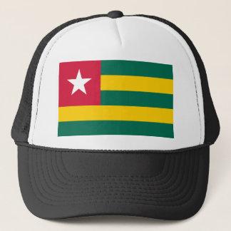 Togo National World Flag Trucker Hat