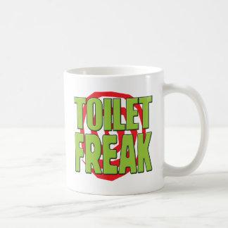 Toilet Freak G Mug