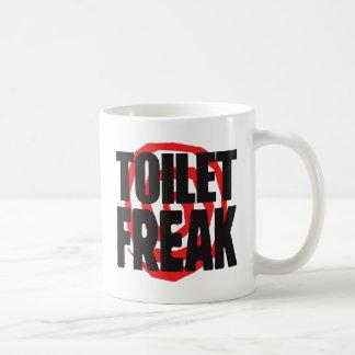 Toilet Freak Mugs