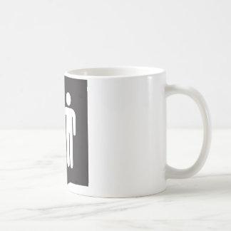 Toilet Logo Basic White Mug