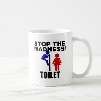 Toilet Madness Coffee Mug