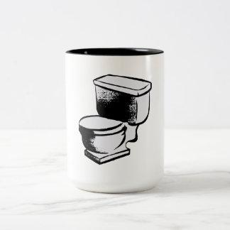 Toilet Mugs