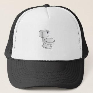 Toilet Trucker Hat