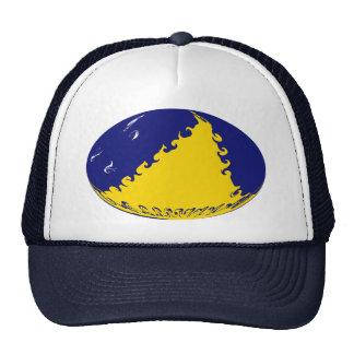 Tokelau Gnarly Flag Hat