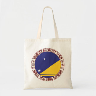 Tokelau Greatest Team Budget Tote Bag