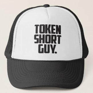 Token Short Guy Trucker Hat