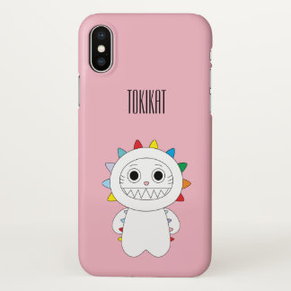 Toki iPhone X Case