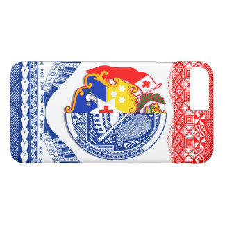 Tokouso Polynesian Designs iPhone 8 Plus/7 Plus Case