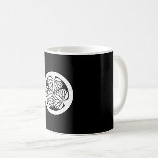 Tokugawa mallow (13 蕊) Edo Coffee Mug