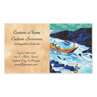 Tokuriki Tomikichiro Scenery of the 12 Months Pack Of Standard Business Cards