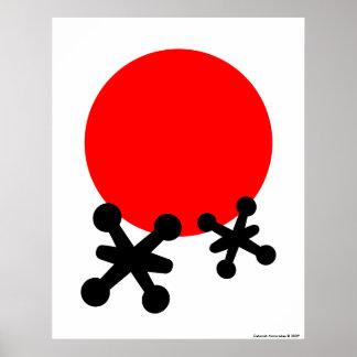 Tokyo Jacks - Pop Art poster
