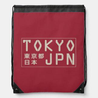 tokyo, japan backpack