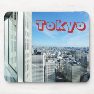 Tokyo, Japan Mouse Pad