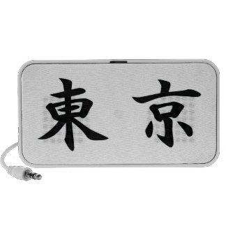 TOKYO JAPAN iPhone SPEAKERS