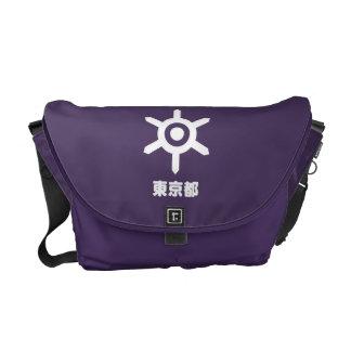 Tokyo Kamon Messenger Bag
