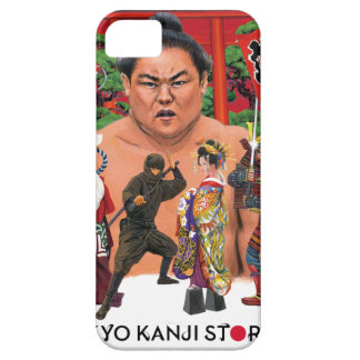 TOKYO KANJI STORE WORLD CASE FOR THE iPhone 5