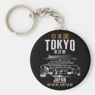 Tokyo Key Ring