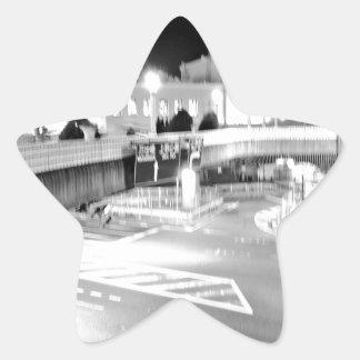 tokyo modern art 2016 star sticker
