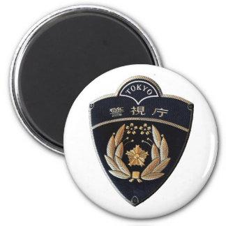 Tokyo Police Magnet