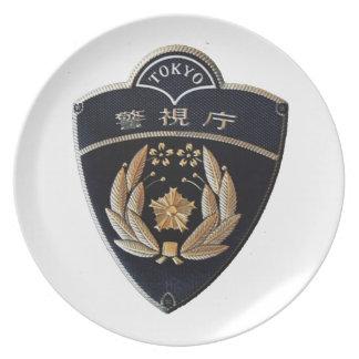 Tokyo Police Plates