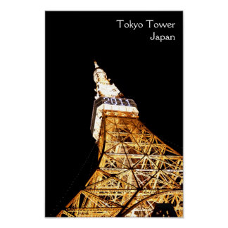 Tokyo Tower Poster