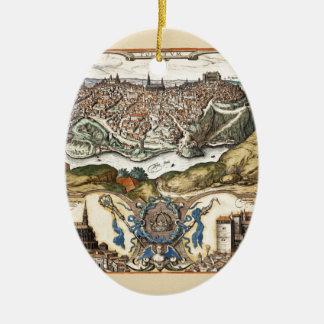 toledo1566 ceramic ornament