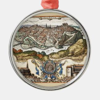 toledo1566 metal ornament