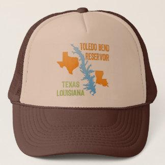 Toledo Bend Reservoir Trucker Hat