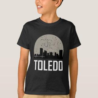 Toledo Full Moon Skyline T-Shirt