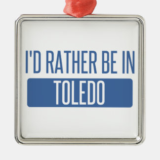 Toledo Metal Ornament