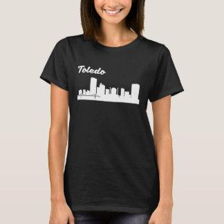 Toledo OH Skyline T-Shirt