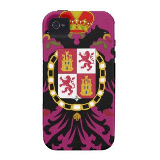 Toledo (Spain) Flag Case-Mate iPhone 4 Cover