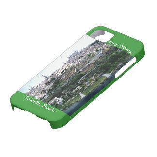 Toledo Spain Iphone5 Hardshell Cover iPhone 5 Covers
